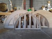 Arched Transoms for Windows and Door no 100 Type A