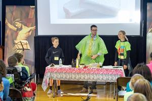 Click to view album: Middle School Rally 2016