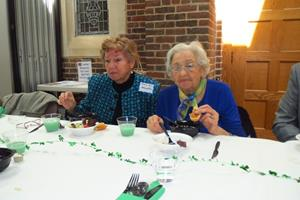 Click to view album: 2014 - St. Patrick's Day Luncheon