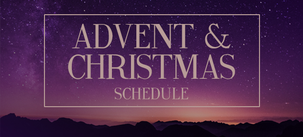 Advent and Christmas Calendar 2016 > St. Bridget Catholic Church